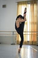 Friedemann Vogel rehearses Maurice Béjart's Bolero