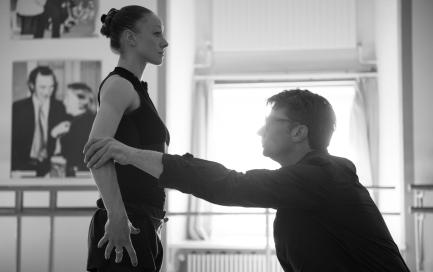 Angelina Zuccarini and Marco Goecke © Carlos Quezada